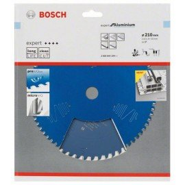 Bosch Expert for Aluminium körfűrészlap 210 x 30 x 2,6 mm, 54