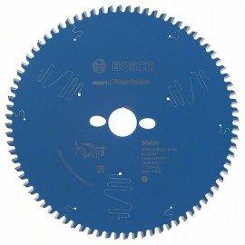 Bosch Expert for Aluminium körfűrészlap 250 x 30 x 2,8 mm, 80