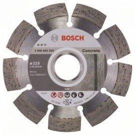 Bosch Expert for Concrete gyémánt darabolótárcsa 115 x 22,23 x 2,2 x 12 mm