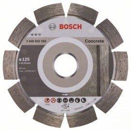 Bosch Expert for Concrete gyémánt darabolótárcsa 125 x 22,23 x 2,2 x 12 mm