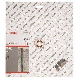 Bosch Expert for Concrete gyémánt darabolótárcsa 300 x 20,00+25,40 x 2,8 x 12 mm