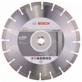 Bosch Expert for Concrete gyémánt darabolótárcsa 300 x 22,23 x 2,8 x 12 mm
