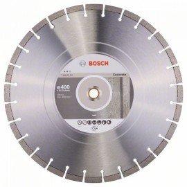 Bosch Expert for Concrete gyémánt darabolótárcsa 400 x 20,00+25,40 x 3,2 x 12 mm