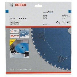 Bosch Expert for Steel körfűrészlap 160 x 20 x 2,0 mm, 30