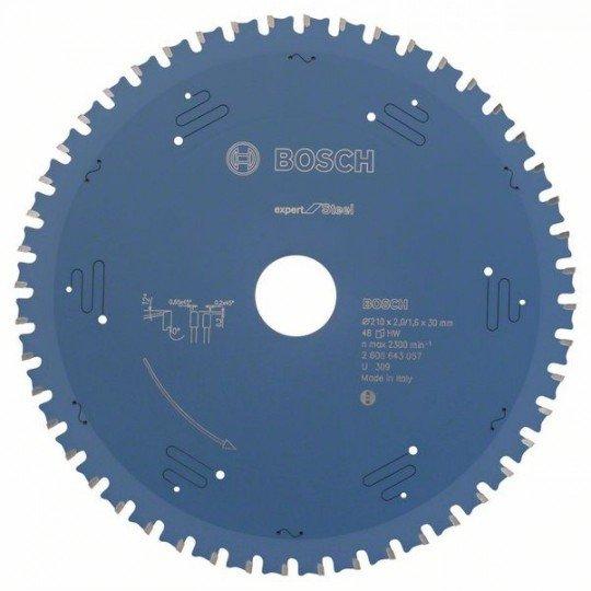 Bosch Expert for Steel körfűrészlap 210 x 30 x 2,0 mm, 48