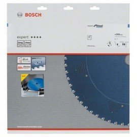 Bosch Expert for Steel körfűrészlap 355 x 25,4 x 2,6 mm, 80