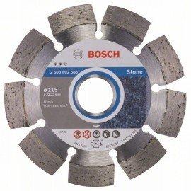 Bosch Expert for Stone gyémánt darabolótárcsa 115 x 22,23 x 2,2 x 12 mm