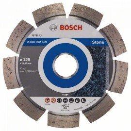 Bosch Expert for Stone gyémánt darabolótárcsa 125 x 22,23 x 2,2 x 12 mm