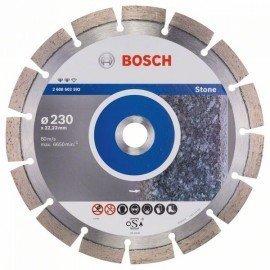 Bosch Expert for Stone gyémánt darabolótárcsa 230 x 22,23 x 2,4 x 12 mm