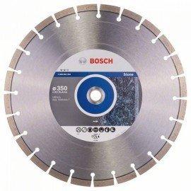 Bosch Expert for Stone gyémánt darabolótárcsa 350 x 20,00+25,40 x 3,2 x 12 mm