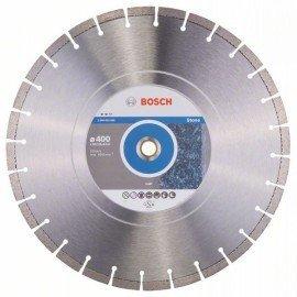 Bosch Expert for Stone gyémánt darabolótárcsa 400 x 20,00+25,40 x 3,2 x 12 mm