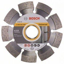 Bosch Expert for Universal gyémánt darabolótárcsák 115 x 22,23 x 2,2 x 12 mm