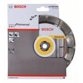 Bosch Expert for Universal gyémánt darabolótárcsák 150 x 22,23 x 2,4 x 12 mm