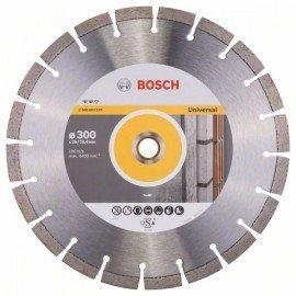 Bosch Expert for Universal gyémánt darabolótárcsák 300 x 20/25,40 x 2,8 x 12 mm