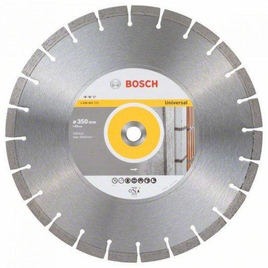 Bosch Expert for Universal gyémánt darabolótárcsák 350 x 20,00 x 3,2 x 12 mm