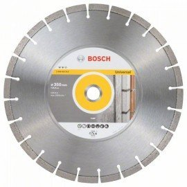 Bosch Expert for Universal gyémánt darabolótárcsák 350 x 25,40 x 3,2 x 12 mm