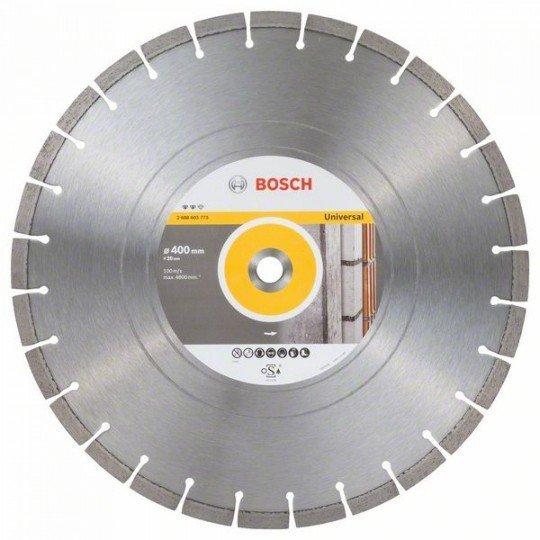 Bosch Expert for Universal gyémánt darabolótárcsák 400 x 20,00 x 3,2 x 12 mm