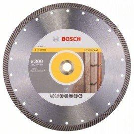 Bosch Expert for Universal Turbo gyémánt darabolótárcsák 300 x 20/25,40 x 2,2 x 12 mm