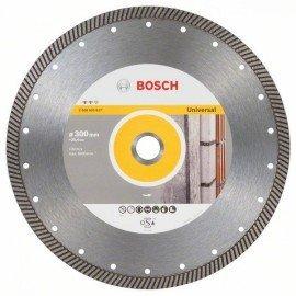 Bosch Expert for Universal Turbo gyémánt darabolótárcsák 300 x 25,40 x 2,2 x 12 mm