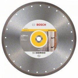 Bosch Expert for Universal Turbo gyémánt darabolótárcsák 350 x 20,00 x 2,2 x 12 mm