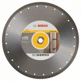 Bosch Expert for Universal Turbo gyémánt darabolótárcsák 350 x 20/25,40 x 2,2 x 12 mm