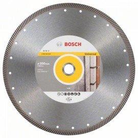 Bosch Expert for Universal Turbo gyémánt darabolótárcsák 350 x 25,40 x 2,2 x 12 mm
