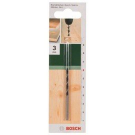 Bosch Fa spirálfúró D= 3,0 mm; L= 60 mm