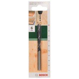 Bosch Fa spirálfúró D= 6,0 mm; L= 92 mm