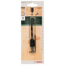 Bosch Fa spirálfúró süllyesztővel D= 6,0 mm; L= 90 mm