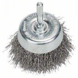 Bosch Fazékkefe 60 mm, 0,3 mm