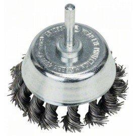 Bosch Fazékkefe 65 mm, 0,5 mm