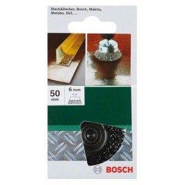 Bosch Fazékkefék fúrógépekhez – hullámosított drót, 50 mm Átmérő = 50 mm