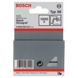Bosch Finomhuzal-kapocs, típus: 59 10,6 x 0,72 x 10 mm