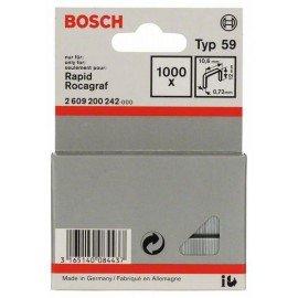 Bosch Finomhuzal-kapocs, típus: 59 10,6 x 0,72 x 12 mm