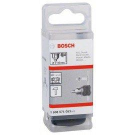 """Bosch Fogaskoszorús fúrótokmány, 10 mm-ig 1-10 mm, 3/8"""" - 24"""