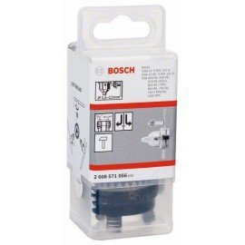 """Bosch Fogaskoszorús fúrótokmány D= 1,5 - 13 mm; A= 1/2"""" - 20"""