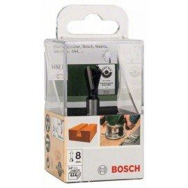 Bosch Fogazómaró 9 mm, D1 14,3 mm, L 12,7 mm, G 48 mm, 14°