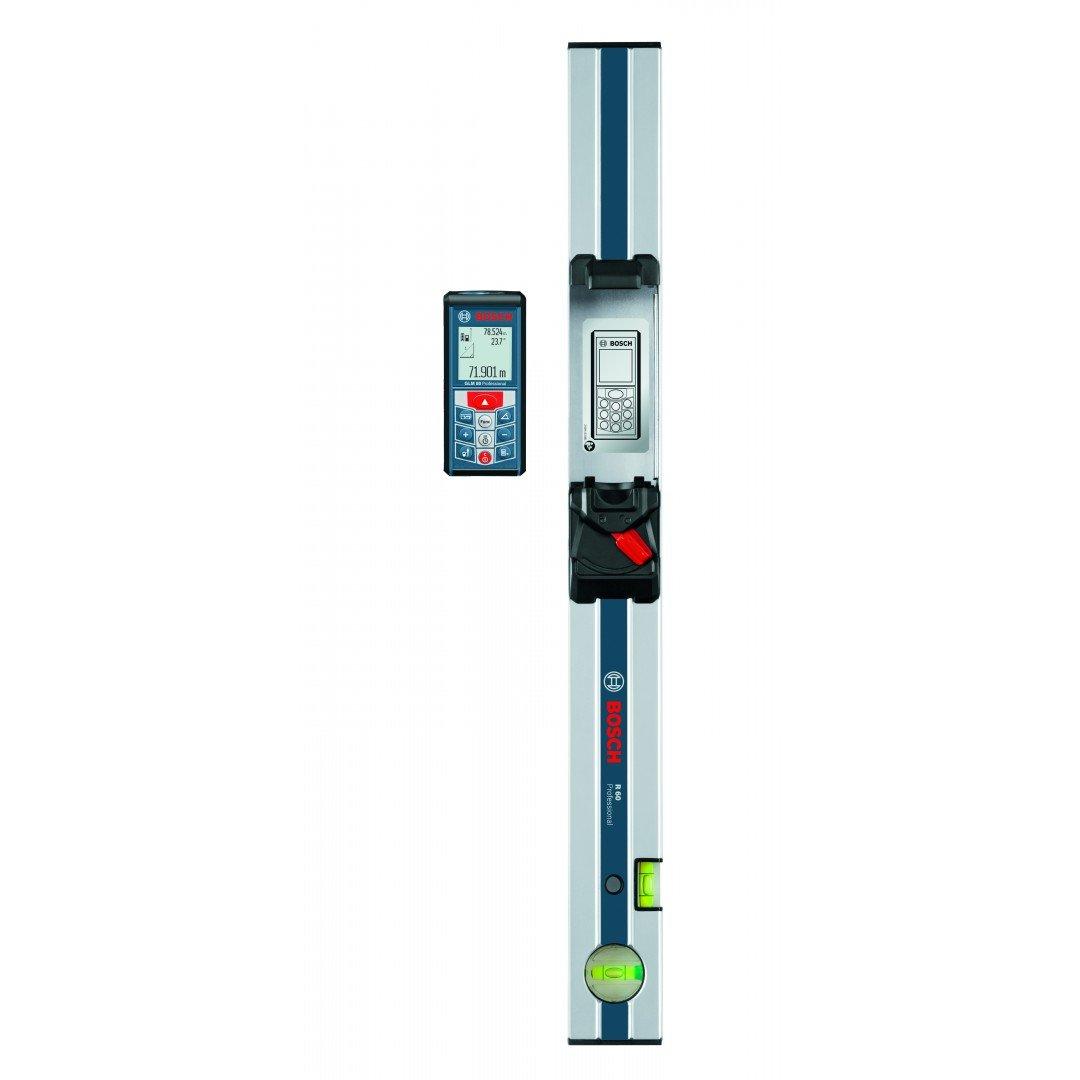 Bosch GLM 80 + R 60 Lézeres távolságmérő (cikkszám..