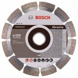 Bosch Gyémánt darabolótárcsa, Standard for Abrasive kivitel 150 x 22,23 x 2 x 10 mm