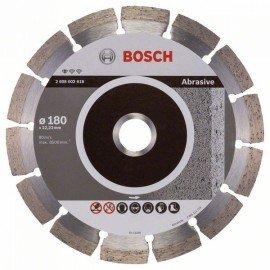 Bosch Gyémánt darabolótárcsa, Standard for Abrasive kivitel 180 x 22,23 x 2 x 10 mm