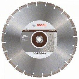 Bosch Gyémánt darabolótárcsa, Standard for Abrasive kivitel 300 x 20,00 x 2,8 x 10 mm