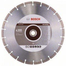 Bosch Gyémánt darabolótárcsa, Standard for Abrasive kivitel 300 x 20/25,40 x 2,8 x 10 mm