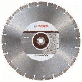 Bosch Gyémánt darabolótárcsa, Standard for Abrasive kivitel 350 x 20,00 x 2,8 x 10 mm