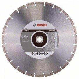 Bosch Gyémánt darabolótárcsa, Standard for Abrasive kivitel 350 x 20/25,40 x 2,8 x 10 mm