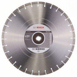 Bosch Gyémánt darabolótárcsa, Standard for Abrasive kivitel 450 x 25,40 x 3,6 x 10 mm