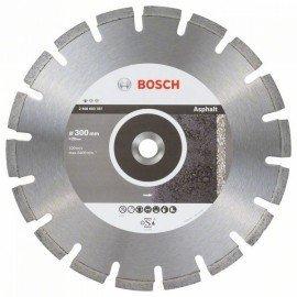 Bosch Gyémánt darabolótárcsa, Standard for Asphalt 300 x 20,00 x 2,8 x 10 mm