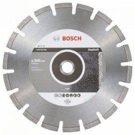 Bosch Gyémánt darabolótárcsa, Standard for Asphalt 300 x 25,40 x 2,8 x 10 mm