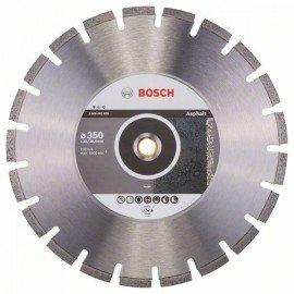 Bosch Gyémánt darabolótárcsa, Standard for Asphalt 350 x 20/25,40 x 3,2 x 10 mm