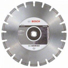 Bosch Gyémánt darabolótárcsa, Standard for Asphalt 350 x 25,40 x 3,2 x 10 mm