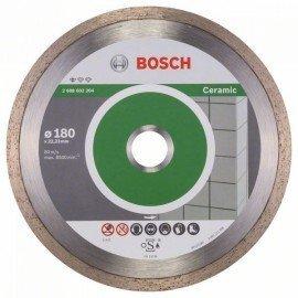 Bosch Gyémánt darabolótárcsa, Standard for Ceramic kivitel 180 x 22,23 x 1,6 x 7 mm